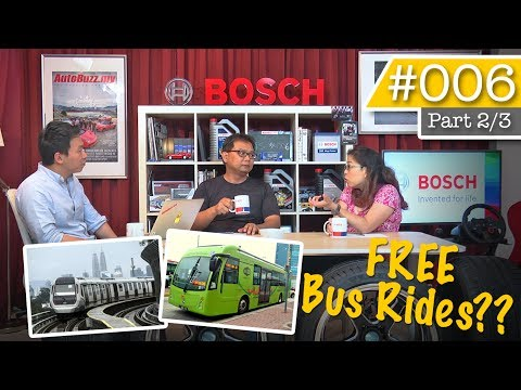 Torque Show #006 Pt.2: Public transportation in Malaysia - A