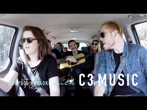 C3 Music Carpool Karaoke