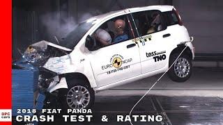 2018 Fiat Panda Crash Test & Rating