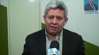 Morada Nova Jorge Brito Destaca antecipação da sessão em função da visita do governador Camilo