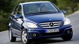 Наши Тесты Baby-benz.Обновленные Mercedes Benz A-class и B-class (2008)