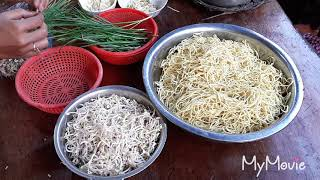 Amazing Foods - Cooking Various Foods To Pagoda - Cooking Lifestyle