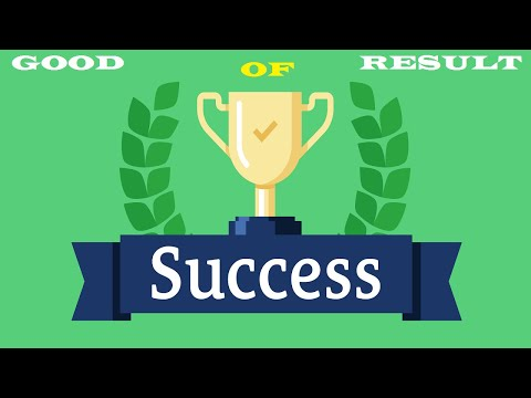 Good Result Of Successful Story || Successful Speech