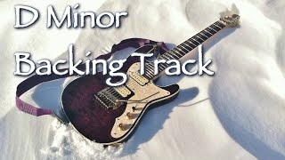 D Minor Backing Track - Melodic Metal/Shred/Rock