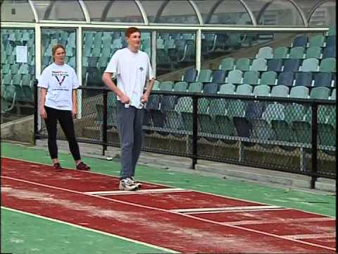 Track and Field Athletics Coaching the Jumps
