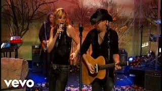 Sugarland - Settlin' (AOL Sessions) Video