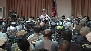 Afghanistan: defiant Abdullah claims victory in disputed presidential poll