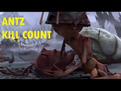 Antz Kill Count
