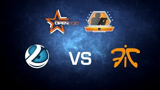 LG vs. Fnatic - Dust 2 - Group B - FACEIT CS:GO League Season Finale at Dreamhack Open Winter