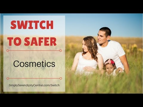 NonToxic Home - Switch to Safer Product: Cosmetics