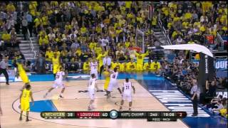 Louisville Cardinals vs Michigan Wolverines scoring highlights