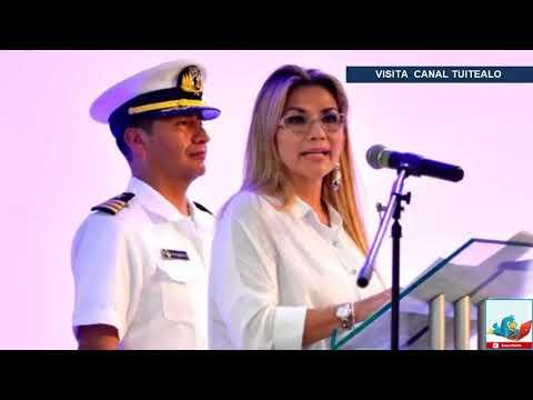 Jeanine Áñez pidió la renuncia de todo el gabinete