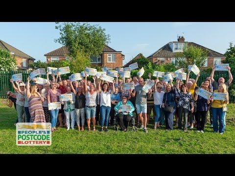#PostcodeMillions Winners - YO31 9LW In York On 28/06/2019 - People's Postcode Lottery