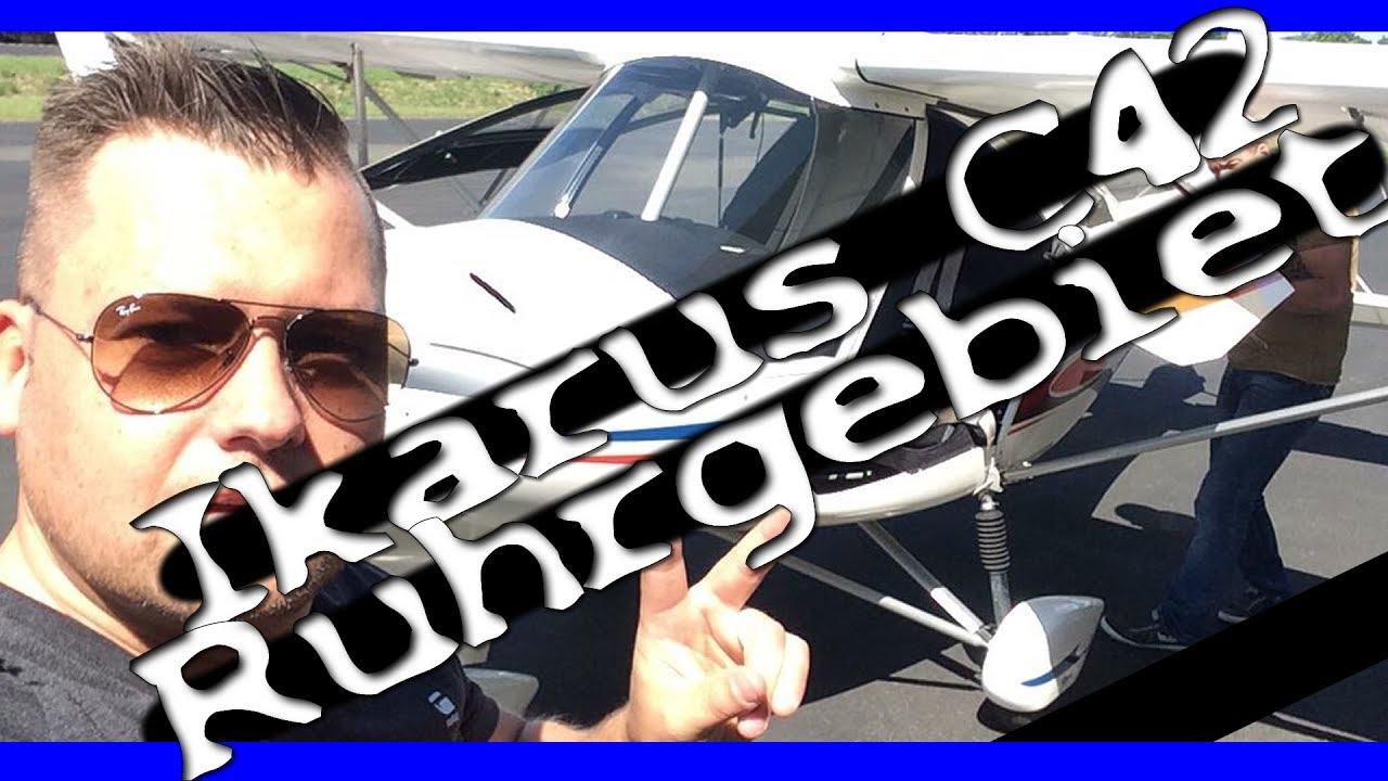 Ich Bin Zurück Tesla Model S Ultraleichtflugzeug Ikarus C42