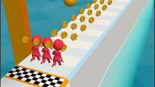Fun Race 3D | Gameplay Walkthrough | Level 21 to 30 and BONUS LEVEL screenshot 4