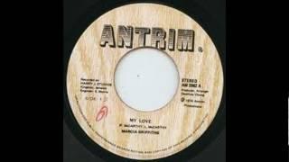 My Love - Marcia Griffiths - 1974.wmv