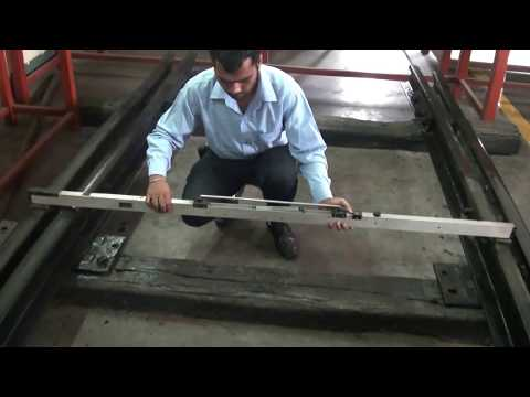 Track Gauge Measurement    Indian Railways Institute of Mechanical Engineering