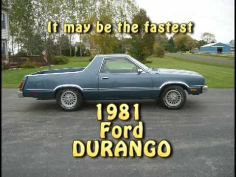 1981 ford ranchero