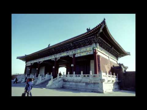 China 1981 Trip - Pt. 3 - Beijing and Guangzhou - Canton