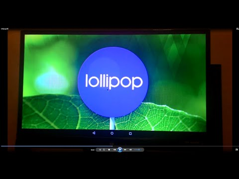 Android Lollipop 5.0 x86 For PC