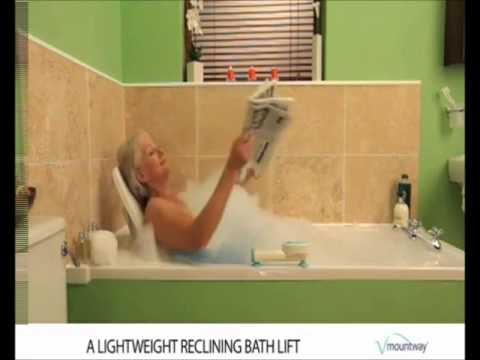 Aquila Bathlift - YouTube