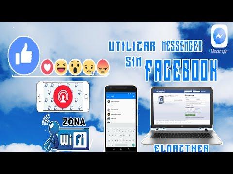 Utilizar Facebook Sin Messenger