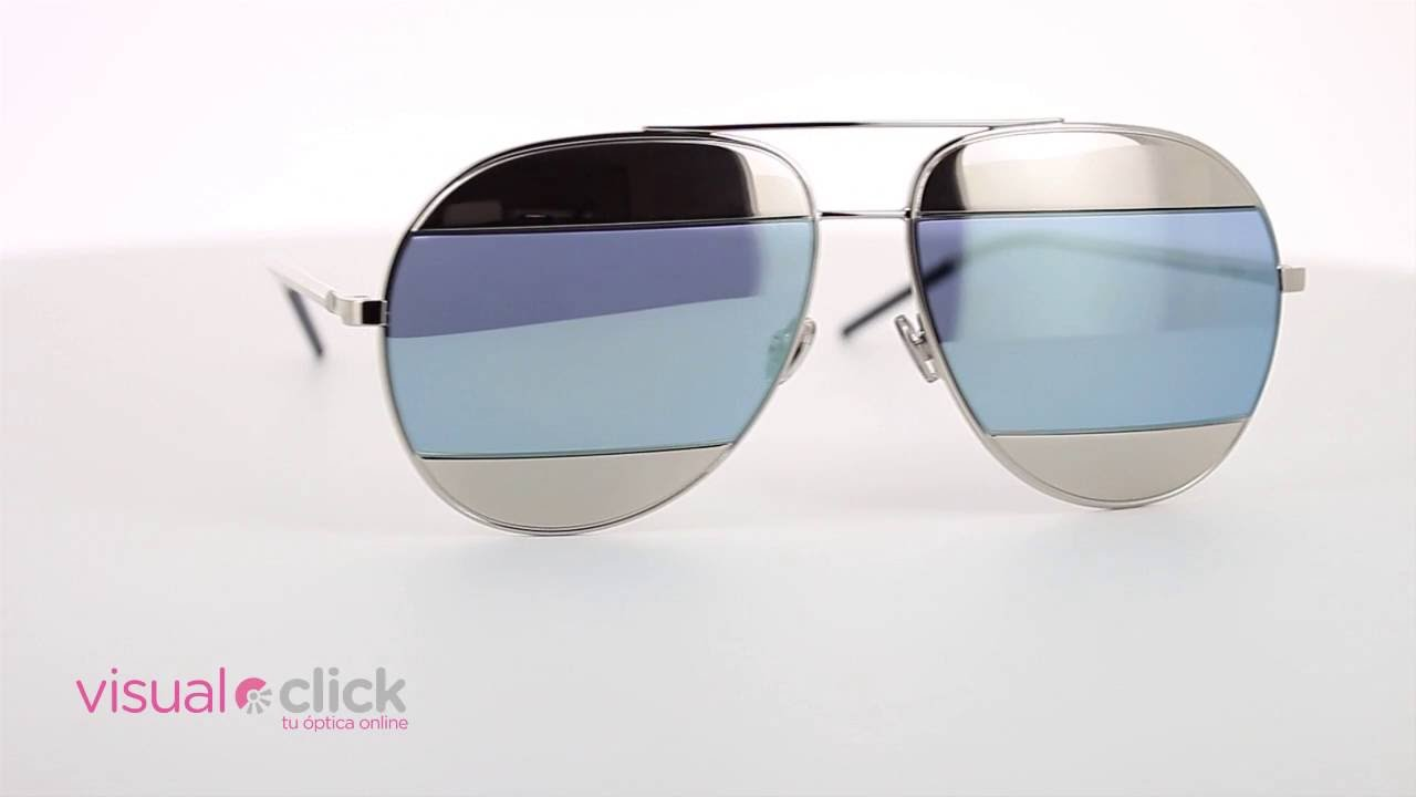 Split Dior Youtube De Gafas Sol 1 TFclK1J35u