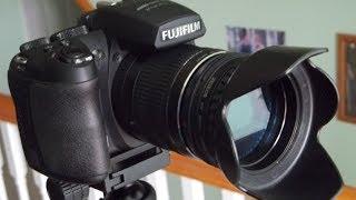 fujifilm FinePix HS25EXR / HS28EXR Review