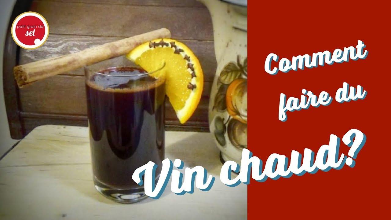 insta recette comment faire son propre vin chaud rouge et blanc youtube. Black Bedroom Furniture Sets. Home Design Ideas