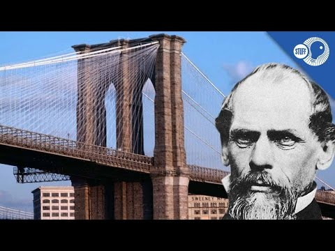 The Brooklyn Bridge: Where did it come from? | Stuff of Genius