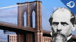 Video The Brooklyn Bridge: Where did it come from? | Stuff of Genius download MP3, 3GP, MP4, WEBM, AVI, FLV Juni 2018