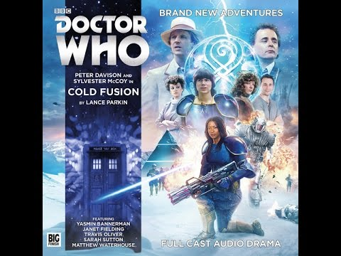 Audio Who - Cold Fussion A Big Finish Review