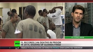 Florida shatters records with 346 inmate deaths in 2014
