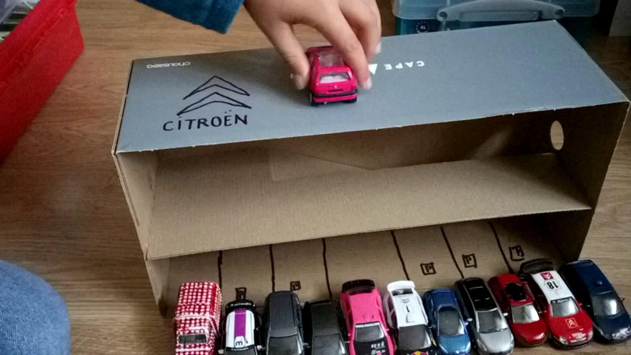 Garage Citroën Et Voitures Norev Partie 2 Youtube