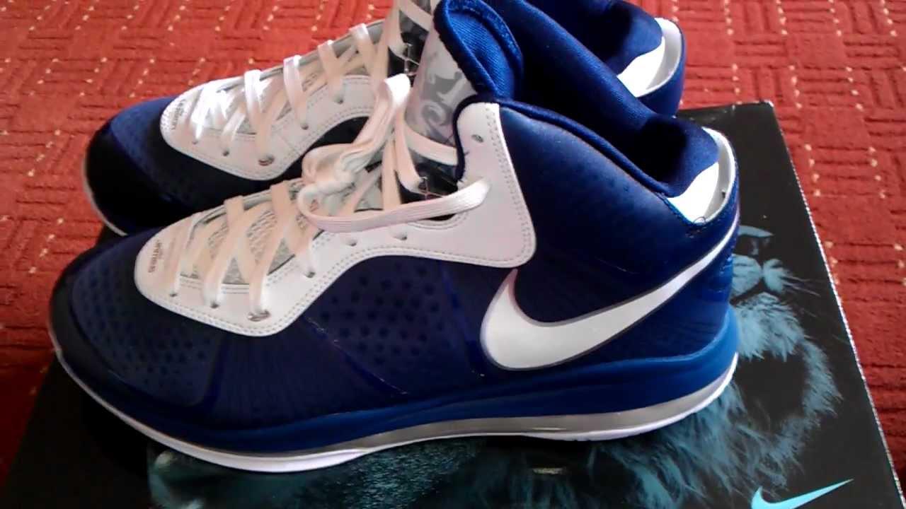 finest selection 5242e dc192 ... Nike Lebron 8 V2 Yankees ...