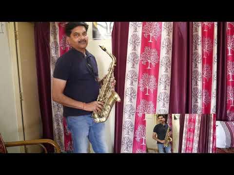 Ae Kash Ke Hum Hosh Main Saxophone Cover Dr C B Savita Mp3