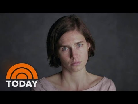 Amanda Knox Is 'Very Open' About Murder Case In Netflix Documentary | TODAY