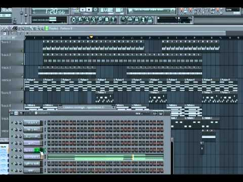 how to make a slow beat on fl studio