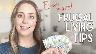 Frugal Living Tips - How to SAVE MONEY While Stuck at Home With These Frugal Habits