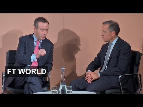 Lionel Barber talks to Mark Carney - YouTube