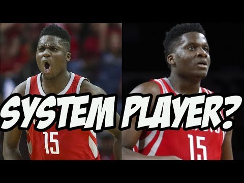 Is Clint Capela Great, Or Just A System Player For The Rockets?
