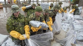 Eastern Canada struggles to deal with historic flooding