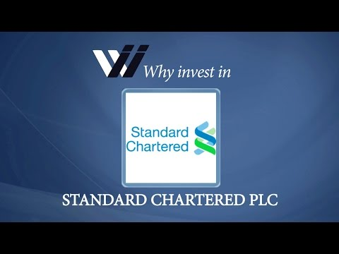Standard Chartered PLC - Why Invest in