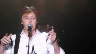 Everybody Out There and  Eleanor Rigby - Paul McCartney in Lima, Peru  04/25/14