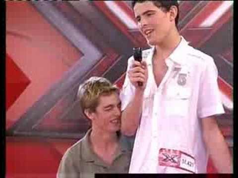 Factor X 2008 - Casting 2 chicos