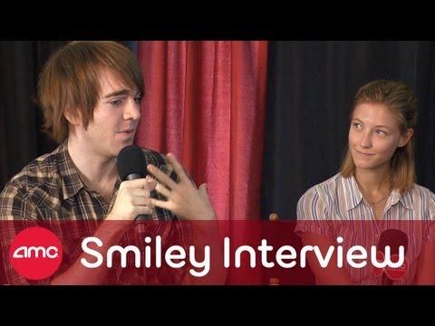 Shane Dawson and Caitlin Gerard Talk Smiley