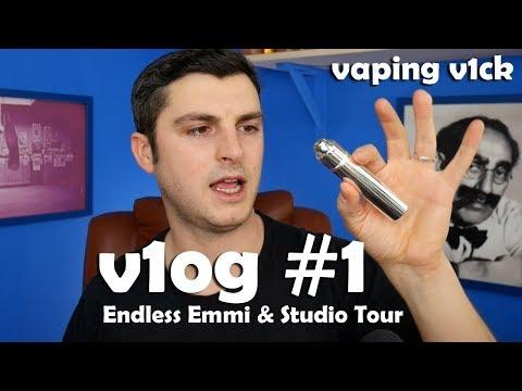 v1og #1 - 11/03/18 - Endless Emmi & Studio Tour