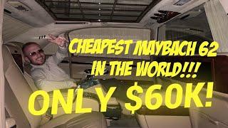 Maybach 62 S Videos