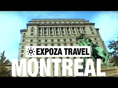 Montréal Vacation Travel Video Guide