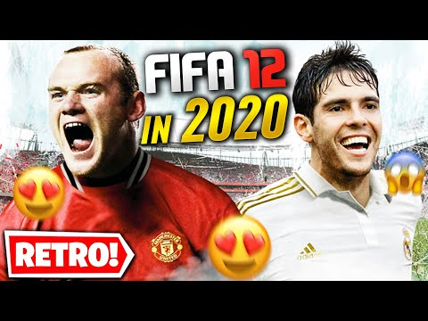 PLAYING FIFA 12 CAREER MODE In 2020 And It Was EPIC…(RETRO FIFA)